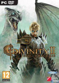Portada oficial de Divinity 2 - Ego Draconis para PC