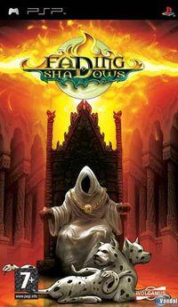 Portada oficial de Fading Shadows para PSP