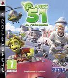 Portada oficial de de Planet 51 para PS3