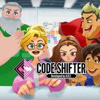 Portada oficial de Code Shifter para PS4
