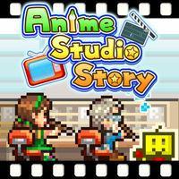 Portada oficial de Anime Studio Story para Switch