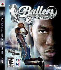 Portada oficial de NBA Ballers: Chosen One para PS3
