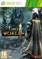 Portada oficial de de Two Worlds II para Xbox 360