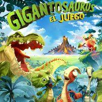 Portada oficial de Gigantosaurus The Game para PS4