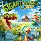 Portada oficial de de Gigantosaurus The Game para PS4