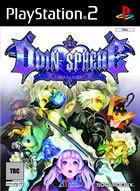 Portada oficial de de Odin Sphere para PS2