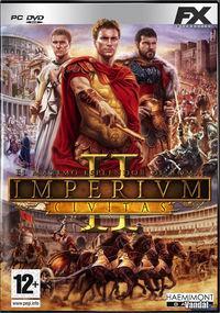 Portada oficial de Imperivm Civitas II para PC