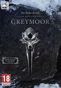 Portada oficial de The Elder Scrolls Online: Greymoor para PC