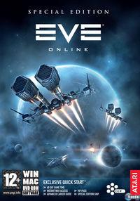 Portada oficial de Eve Online: Trinity para PC