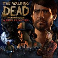 Portada oficial de The Walking Dead: A New Frontier para Switch