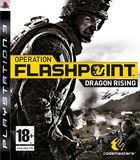 Portada oficial de de Operation Flashpoint 2: Dragon Rising para PS3