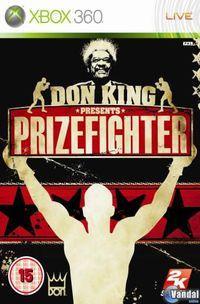 Portada oficial de Don King Presents: Prizefighter para Xbox 360