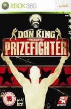 Portada oficial de de Don King Presents: Prizefighter para Xbox 360