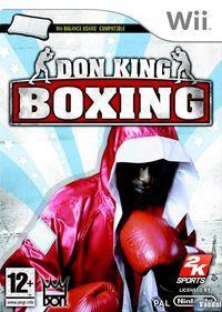 Portada oficial de Don King: El Boxeo para Wii