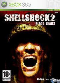 Portada oficial de Shellshock 2 para Xbox 360