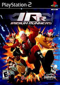 Portada oficial de Iridium Runners para PS2