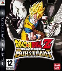 Portada oficial de Dragon Ball Z Burst Limit para PS3