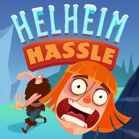 Portada oficial de Helheim Hassle para Switch