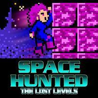 Portada oficial de Space Hunted: The Lost Levels eShop para Wii U