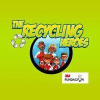 Portada oficial de The Recycling Heroes para PS4