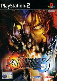 Portada oficial de Bloody Roar 3 para PS2