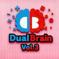 Portada oficial de Dual Brain Vol.3: Shapes para Switch