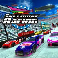 Portada oficial de Speedway Racing para Switch