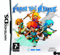 Portada oficial de From the Abyss para NDS