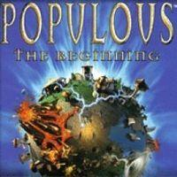 Portada oficial de Populous: The Beginning PSN para PS3