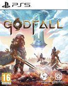 Portada oficial de de Godfall para PS5