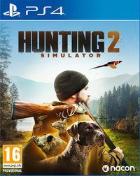 Portada oficial de Hunting Simulator 2 para PS4