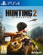 Portada oficial de de Hunting Simulator 2 para PS4