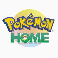 Portada oficial de Pokémon HOME para Switch
