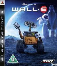Portada oficial de Wall-E para PS3