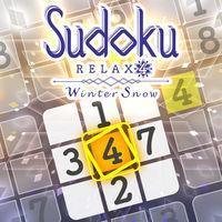 Portada oficial de Sudoku Relax 4 Winter Snow para Switch