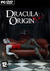 Portada oficial de Dracula: Origin para PC
