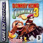 Portada oficial de de Donkey Kong Country 3 CV para Wii