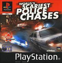 Portada oficial de World's Scariest Police Chases para PS One