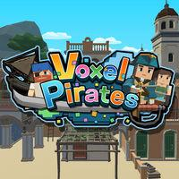 Portada oficial de Voxel Pirates para Switch