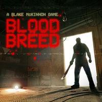 Portada oficial de Blood Breed para Switch
