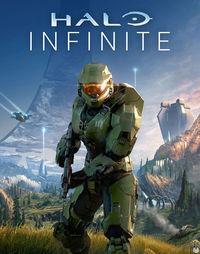 Portada oficial de Halo Infinite para Xbox One