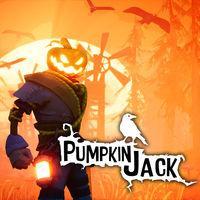 Portada oficial de Pumpkin Jack para Switch