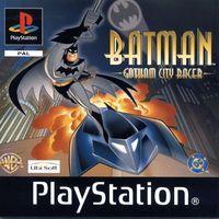 Portada oficial de Gotham City Racer para PS One