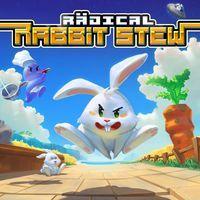 Portada oficial de Radical Rabbit Stew para PS4