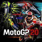 Portada oficial de de MotoGP 20 para PS4