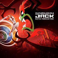 Portada oficial de Samurai Jack: Battle Through Time para PS4