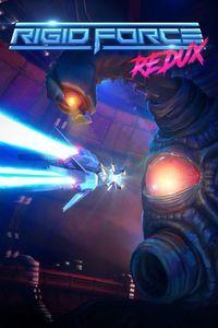 Portada oficial de Rigid Force Redux para Xbox One