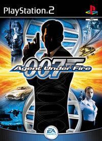 Portada oficial de James Bond 007: Agente en Fuego Cruzado para PS2