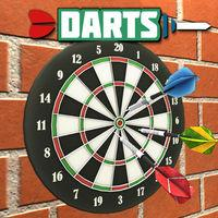 Portada oficial de Darts para Switch