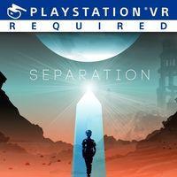 Portada oficial de Separation para PS4